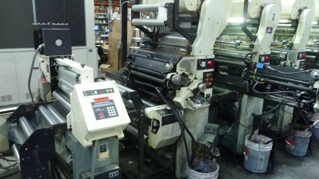Comco Proglide MSP - Used Flexo Printing Presses and Used Flexographic Equipment-15