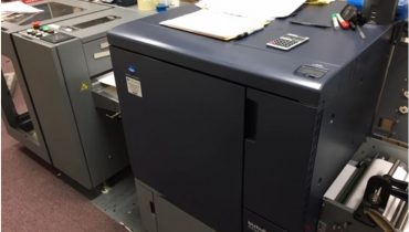 Konica Bizhub Press C71cf - Used Flexo Printing Presses and Used Flexographic Equipment