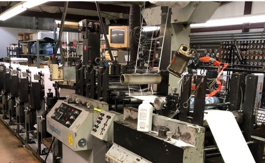 Propheteer - Used Flexo Printing Presses and Used Flexographic Equipment