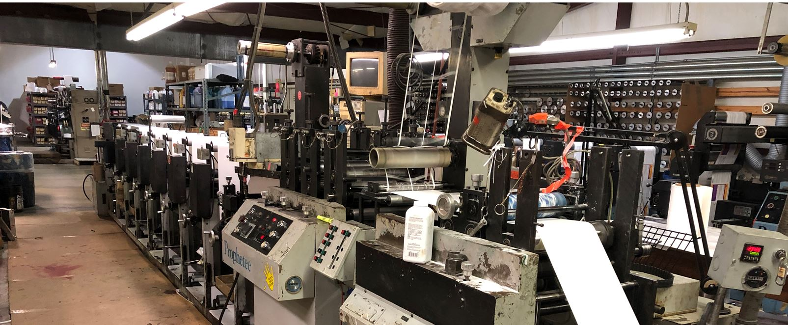 Propheteer - Used Flexo Printing Presses and Used Flexographic Equipment-0