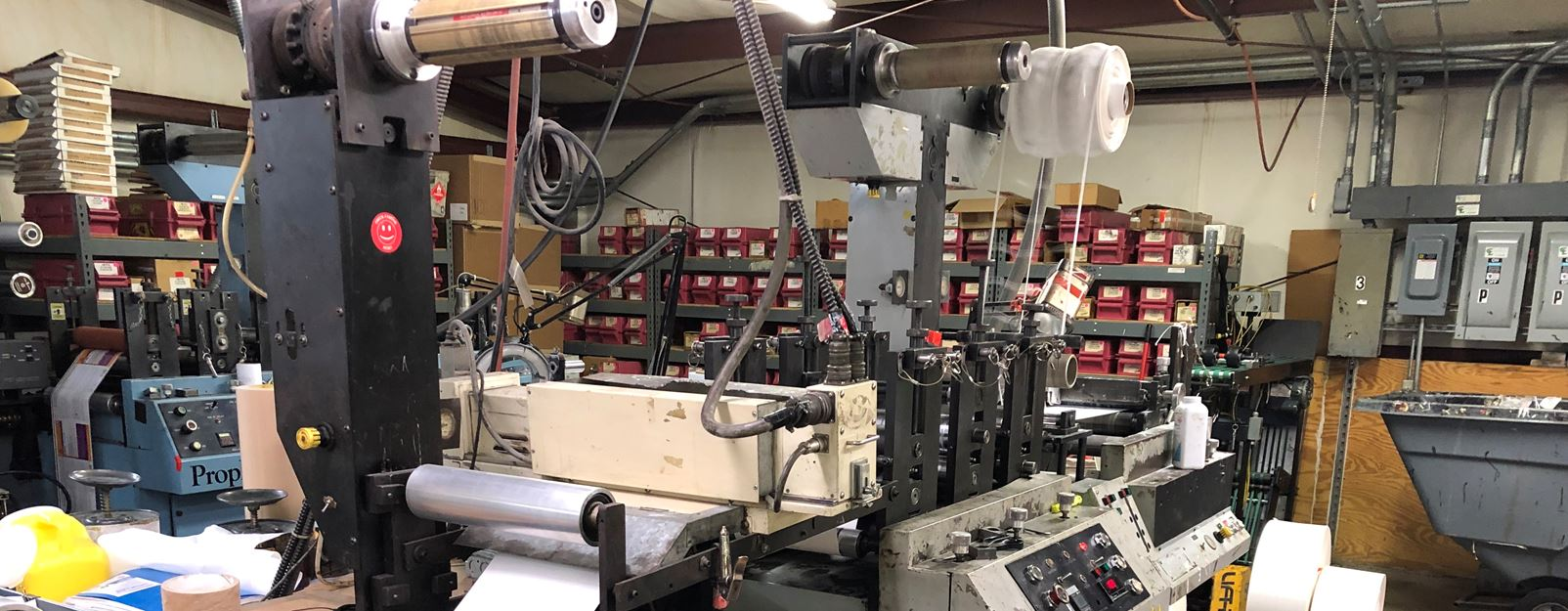 Propheteer - Used Flexo Printing Presses and Used Flexographic Equipment-1