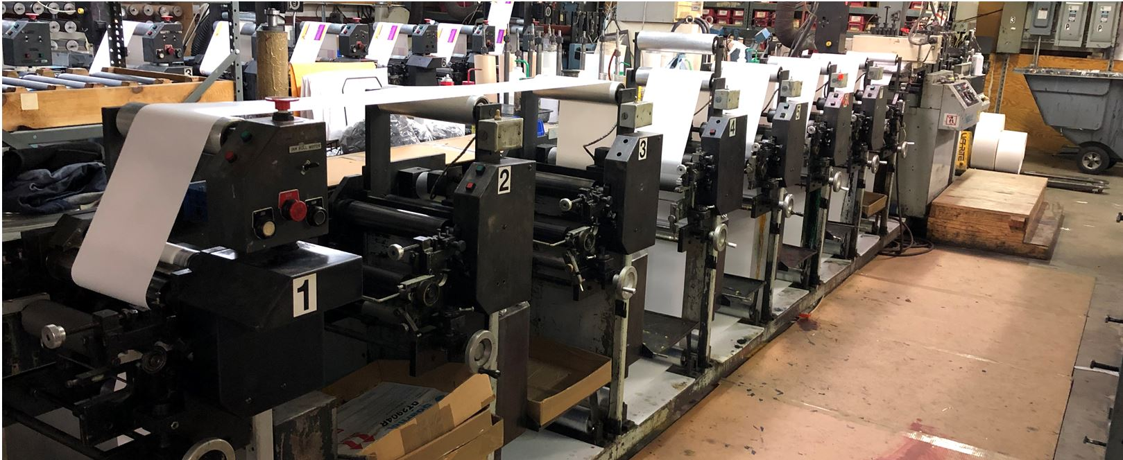 Propheteer - Used Flexo Printing Presses and Used Flexographic Equipment-2