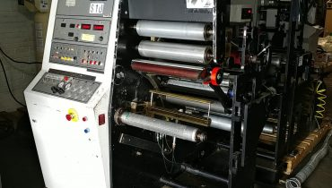Rotoflex VLI400 - Used Flexo Printing Presses and Used Flexographic Equipment