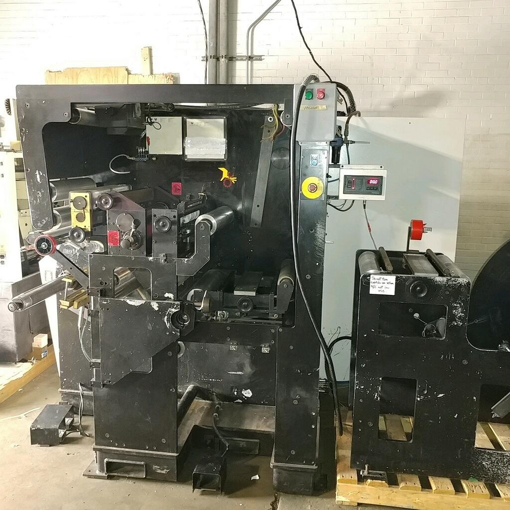 Rotoflex VLI400 - Used Flexo Printing Presses and Used Flexographic Equipment-9