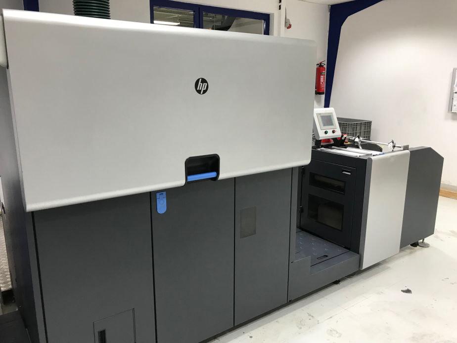 HP Indigo WS6600 - Used Flexo Printing Presses and Used Flexographic Equipment-1