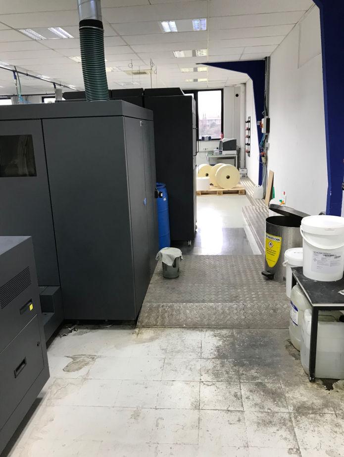 HP Indigo WS6600 - Used Flexo Printing Presses and Used Flexographic Equipment-4
