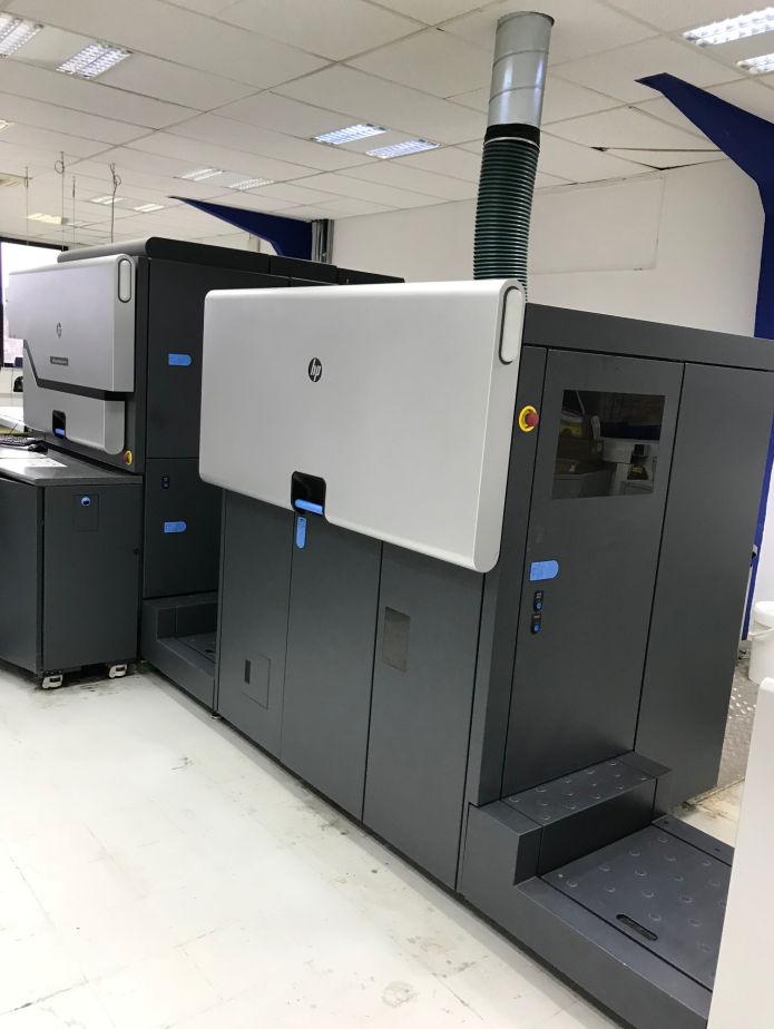 HP Indigo WS6600 - Used Flexo Printing Presses and Used Flexographic Equipment-5