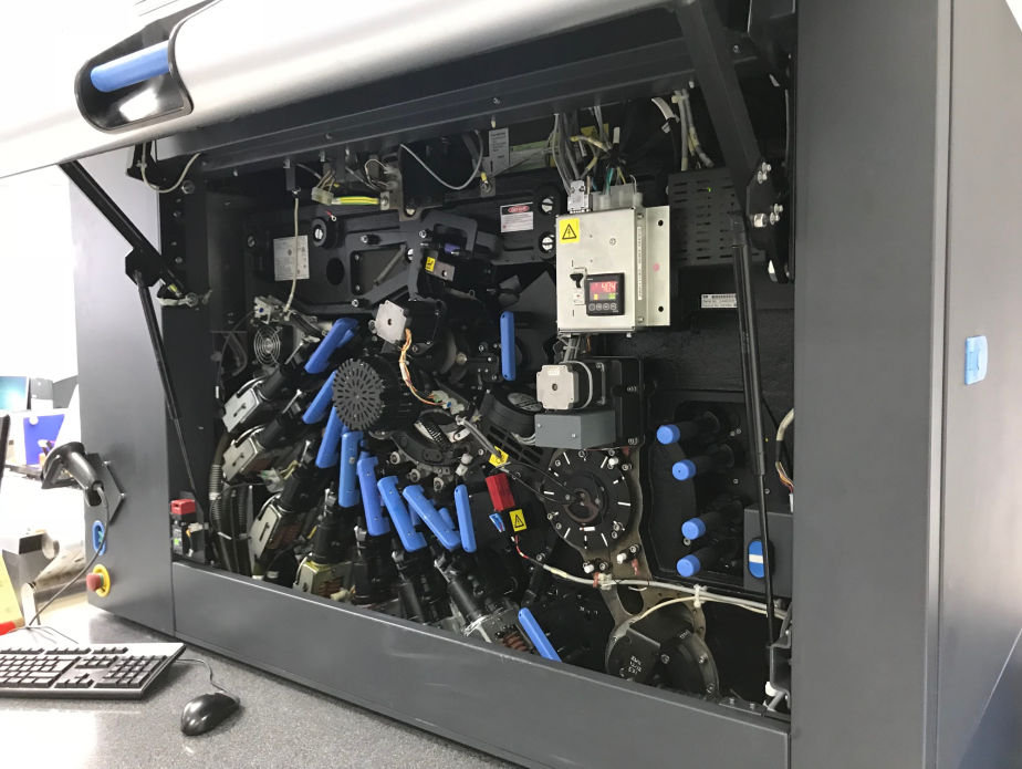 HP Indigo WS6600 - Used Flexo Printing Presses and Used Flexographic Equipment-6