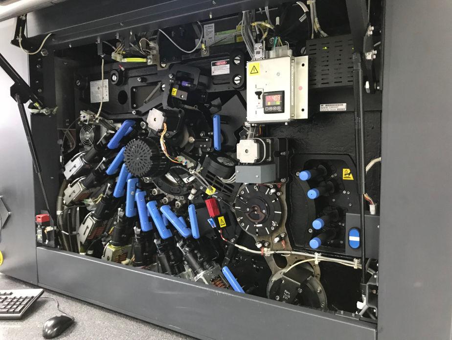 HP Indigo WS6600 - Used Flexo Printing Presses and Used Flexographic Equipment-7