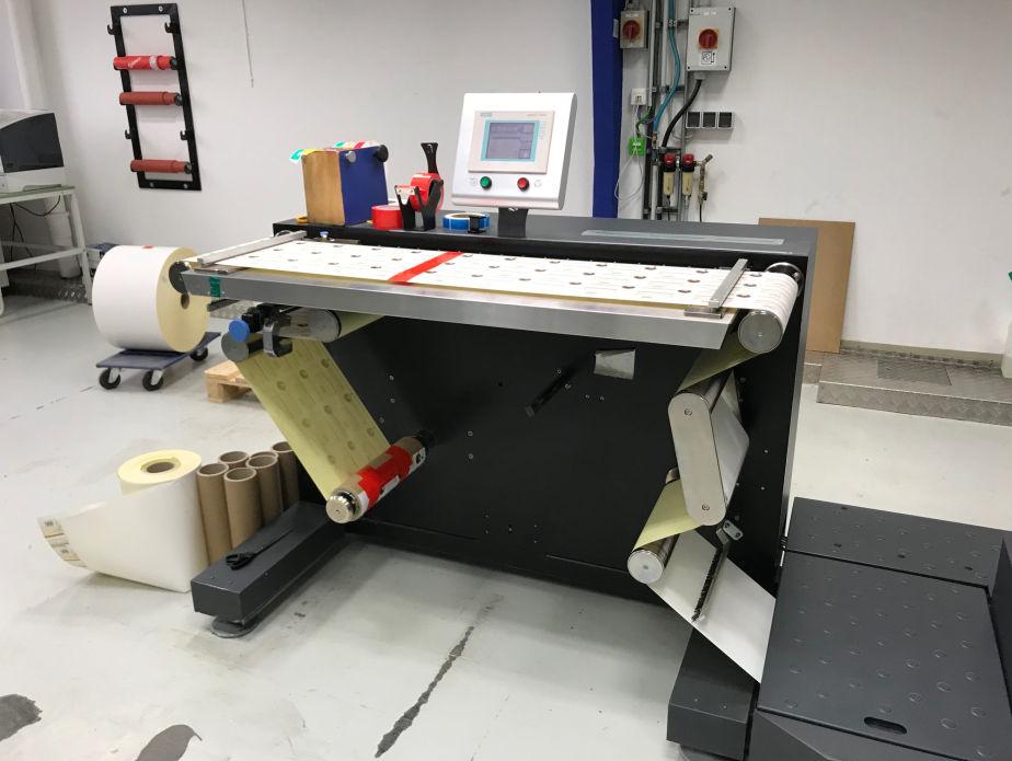 HP Indigo WS6600 - Used Flexo Printing Presses and Used Flexographic Equipment-8