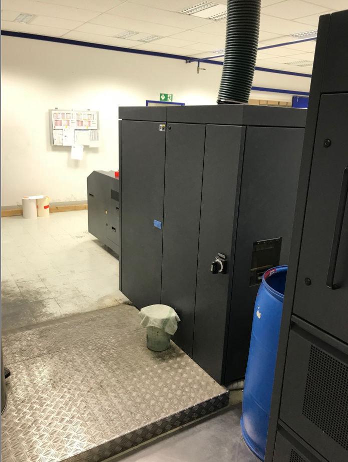 HP Indigo WS6600 - Used Flexo Printing Presses and Used Flexographic Equipment-15