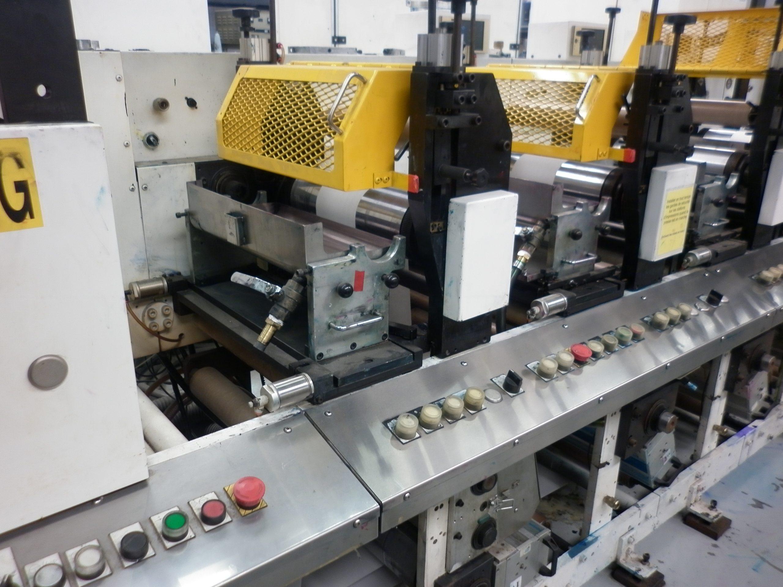 ETI Metronome - Used Flexo Printing Presses and Used Flexographic Equipment-5