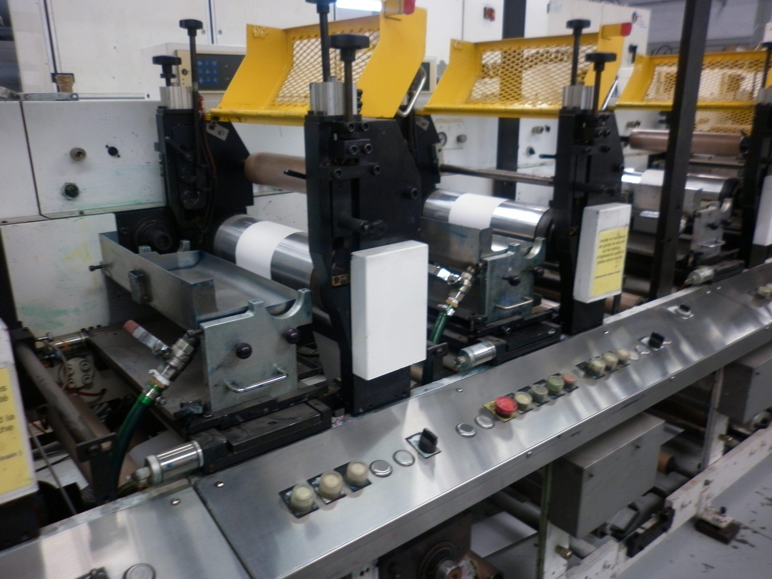 ETI Metronome - Used Flexo Printing Presses and Used Flexographic Equipment-6