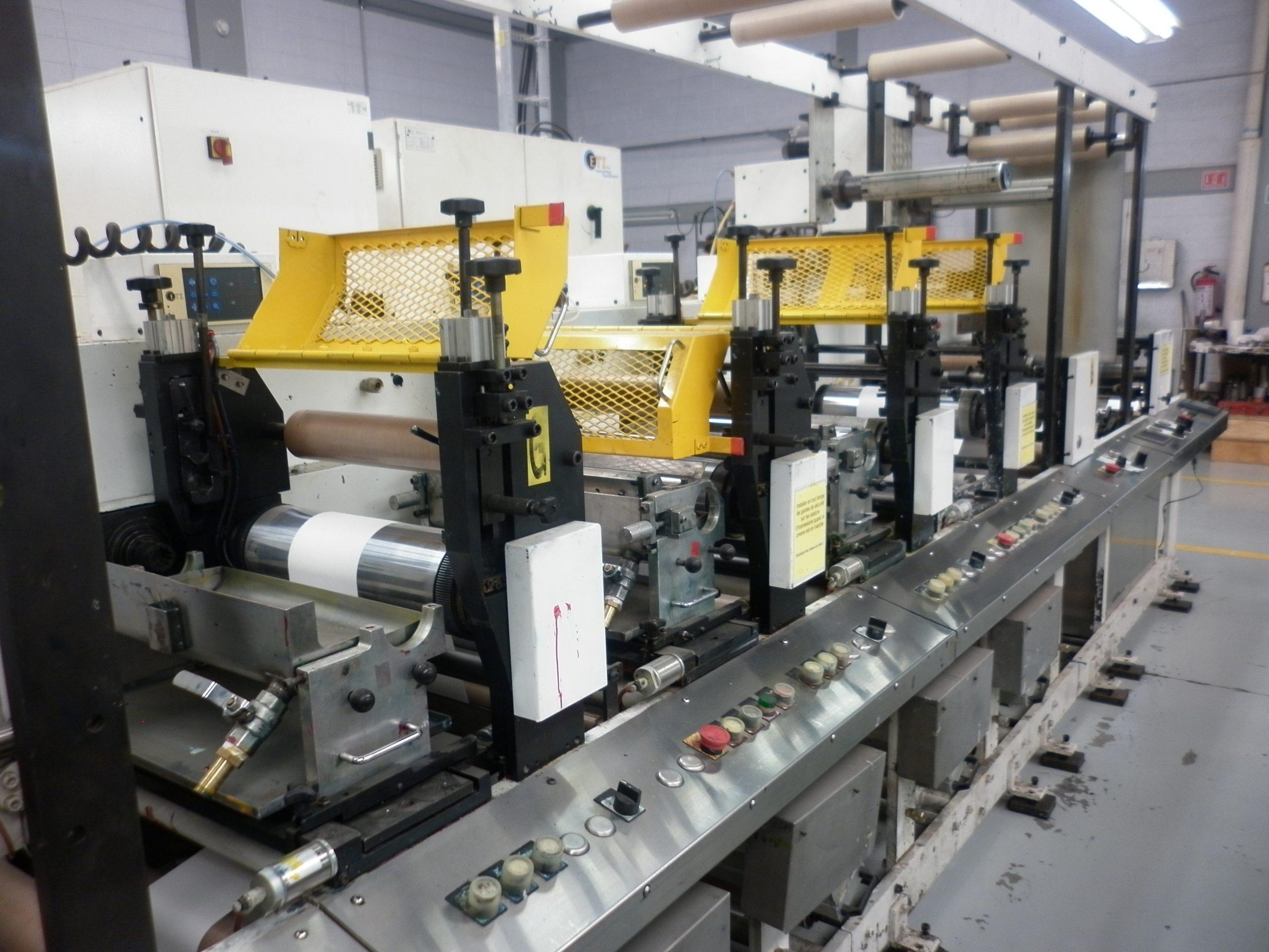 ETI Metronome - Used Flexo Printing Presses and Used Flexographic Equipment-7