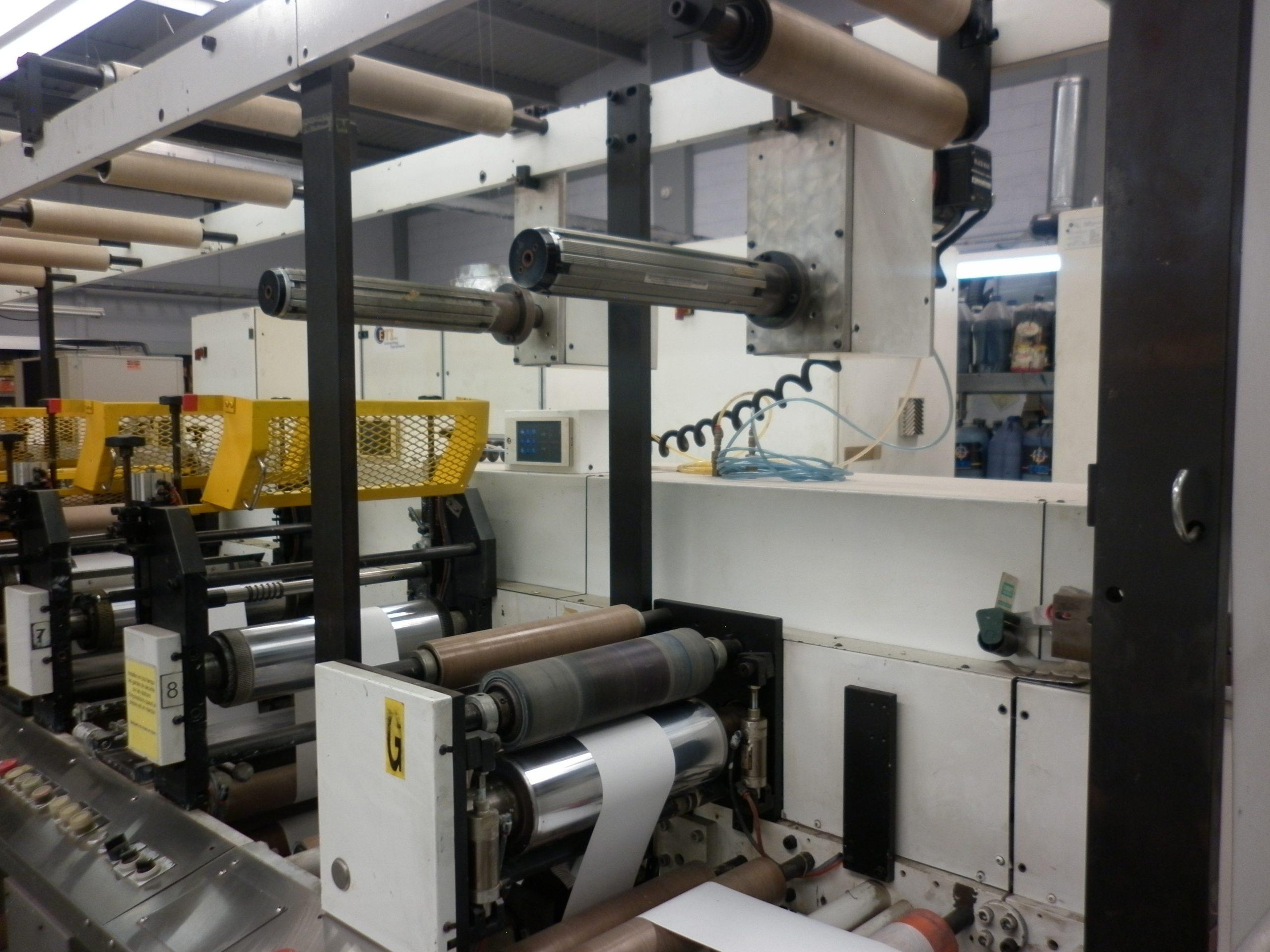 ETI Metronome - Used Flexo Printing Presses and Used Flexographic Equipment-8