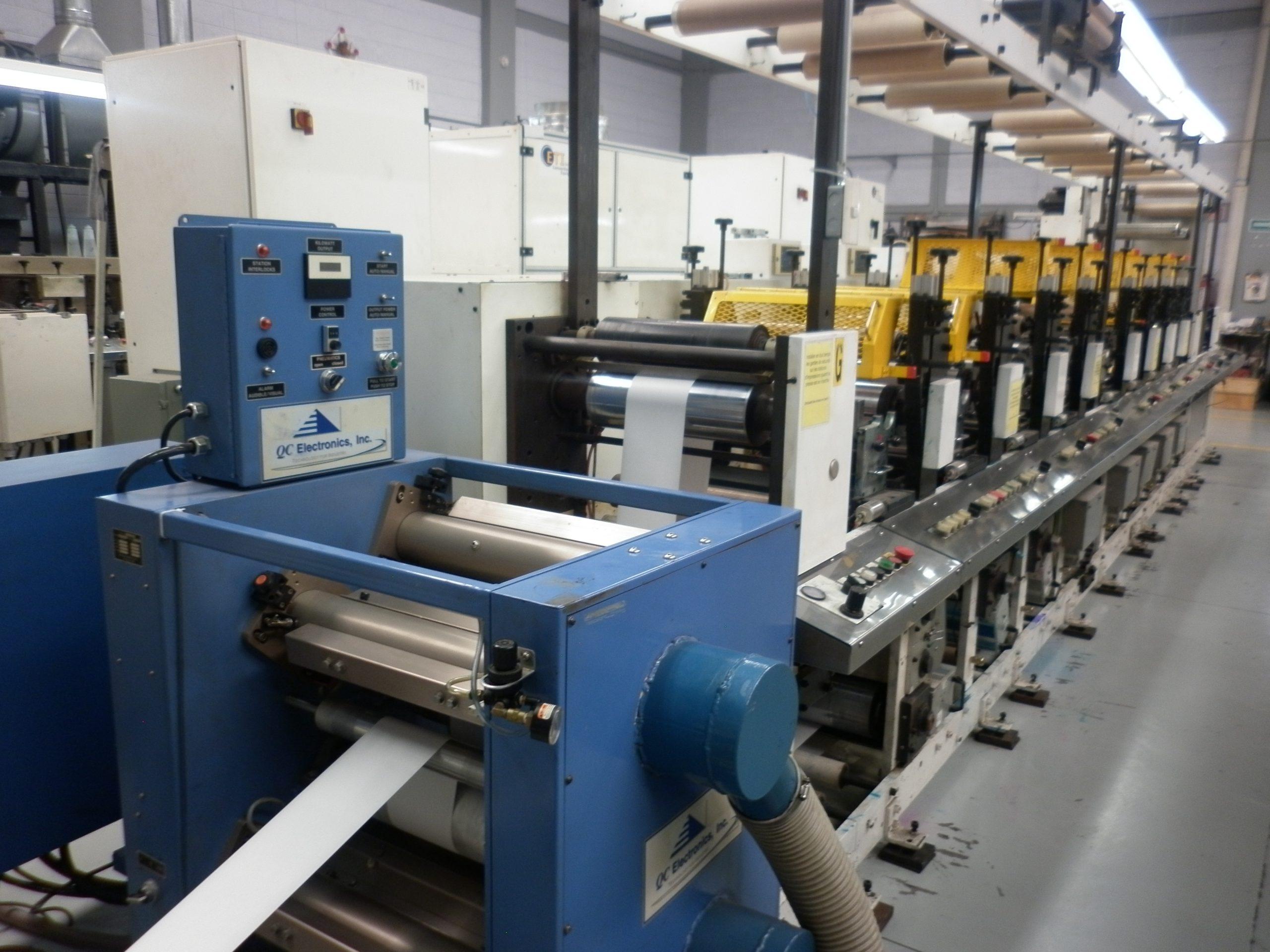 ETI Metronome - Used Flexo Printing Presses and Used Flexographic Equipment-9