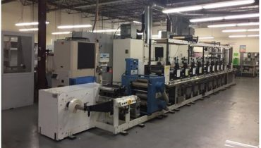 ETI Metronome - Used Flexo Printing Presses and Used Flexographic Equipment