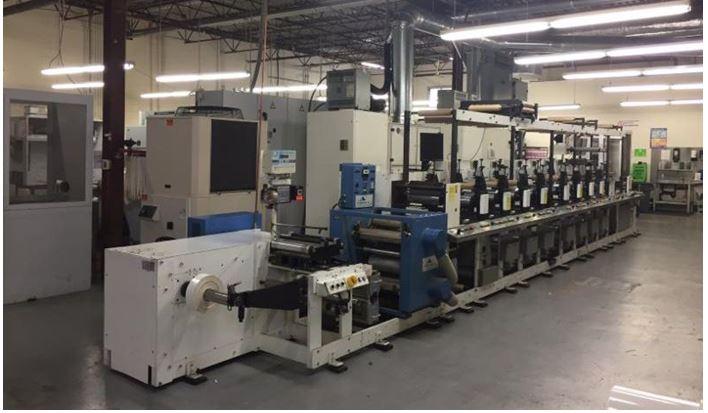 ETI Metronome - Used Flexo Printing Presses and Used Flexographic Equipment-0