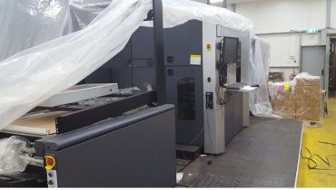 HP Indigo WS20000 - Used Flexo Printing Presses and Used Flexographic Equipment