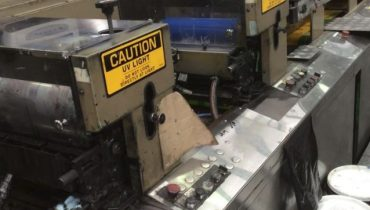 Aquaflex LMX1658 - Used Flexo Printing Presses and Used Flexographic Equipment