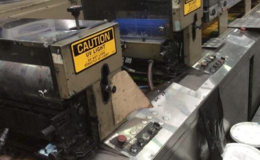 Aquaflex LXXM1658 - Used Flexo Printing Presses and Used Flexographic Equipment
