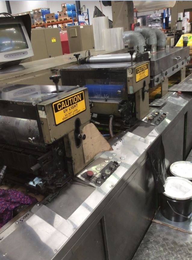 Aquaflex LMX1658 - Used Flexo Printing Presses and Used Flexographic Equipment-0
