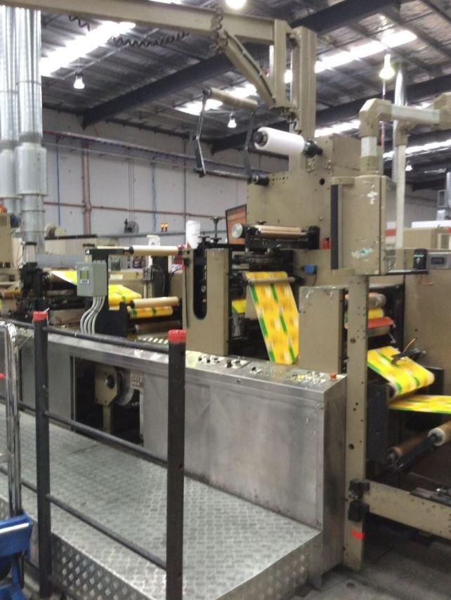 Aquaflex LMX1658 - Used Flexo Printing Presses and Used Flexographic Equipment-1