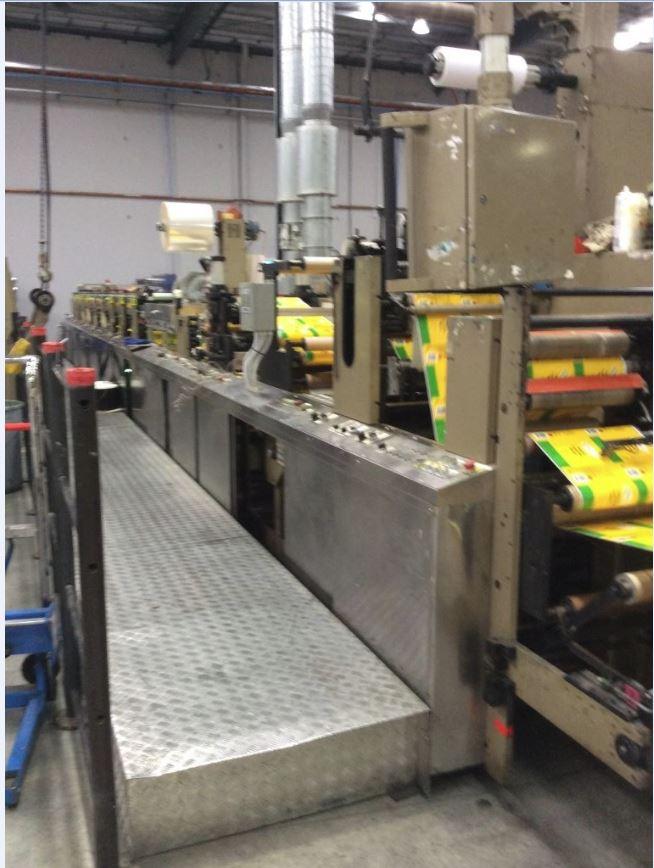 Aquaflex LXXM1658 - Used Flexo Printing Presses and Used Flexographic Equipment-5