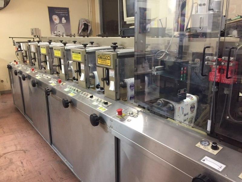 Aquaflex 250 - Used Flexo Printing Presses and Used Flexographic Equipment-1