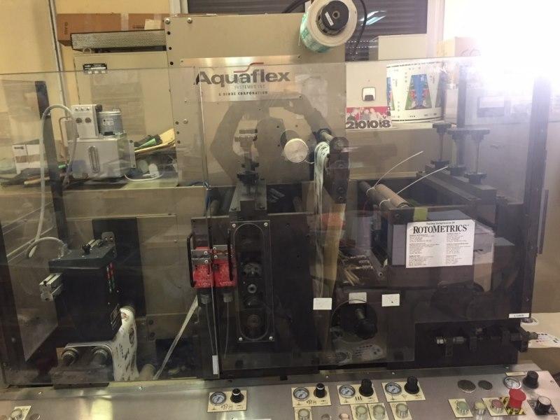 Aquaflex 250 - Used Flexo Printing Presses and Used Flexographic Equipment-2