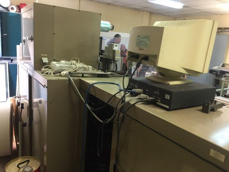 Aquaflex 250 - Used Flexo Printing Presses and Used Flexographic Equipment-13