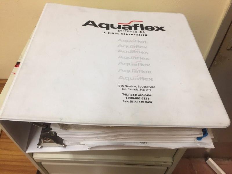 Aquaflex 250 - Used Flexo Printing Presses and Used Flexographic Equipment-22