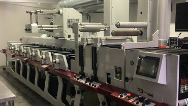 Mark Andy P3 - Used Flexo Printing Presses and Used Flexographic Equipment