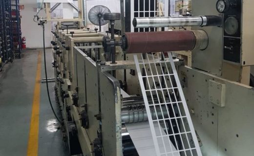 Mark Andy 2200 - Used Flexo Printing Presses and Used Flexographic Equipment