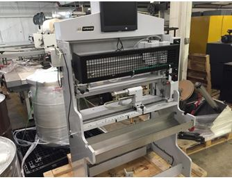 Mark Andy VPM400 - Used Flexo Printing Presses and Used Flexographic Equipment-1