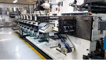 Nilpeter FA2500 - Used Flexo Printing Presses and Used Flexographic Equipment
