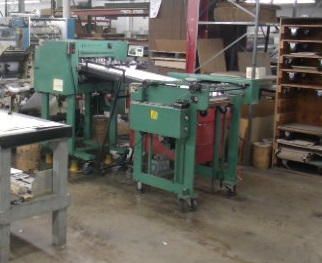 BBunch & Variable High Pile Stacker - Used Flexo Printing Presses and Used Flexographic Equipment-1