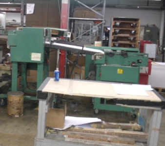 BBunch & Variable High Pile Stacker - Used Flexo Printing Presses and Used Flexographic Equipment-4