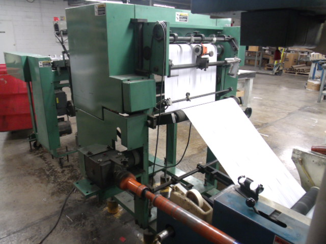 BBunch & Variable High Pile Stacker - Used Flexo Printing Presses and Used Flexographic Equipment-5