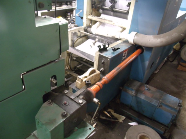 BBunch & Variable High Pile Stacker - Used Flexo Printing Presses and Used Flexographic Equipment-7