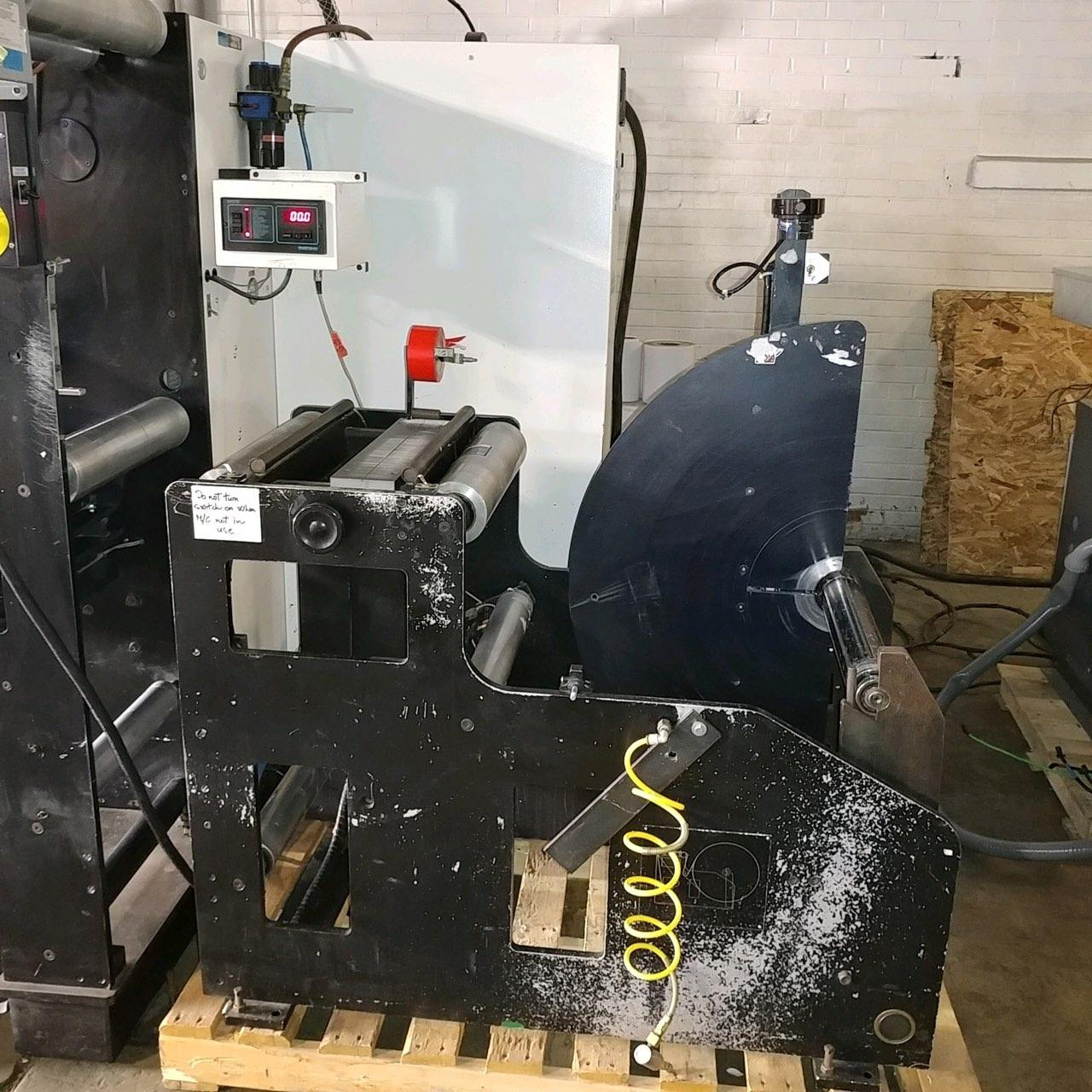 Rotoflex VLI400 - Used Flexo Printing Presses and Used Flexographic Equipment-6