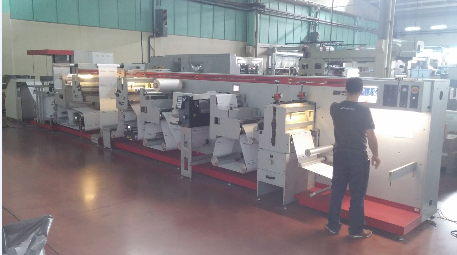 GM XP500 - Used Flexo Printing Presses and Used Flexographic Equipment-0
