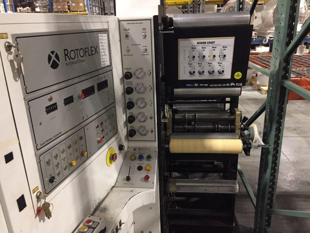 Rotoflex DSI330 - Used Flexo Printing Presses and Used Flexographic Equipment-2