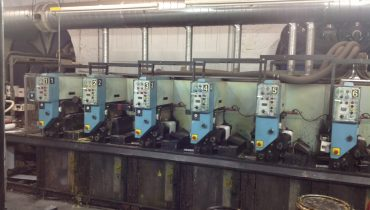 Webtron 1000 - Used Flexo Printing Presses and Used Flexographic Equipment