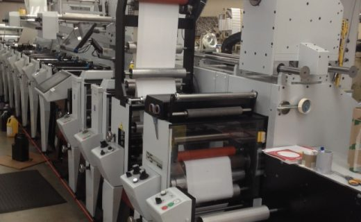 Mark Andy P5 - Used Flexo Printing Presses and Used Flexographic Equipment