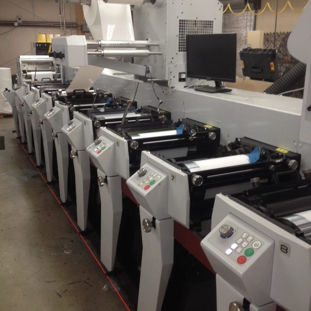 Mark Andy P5 - Used Flexo Printing Presses and Used Flexographic Equipment-2