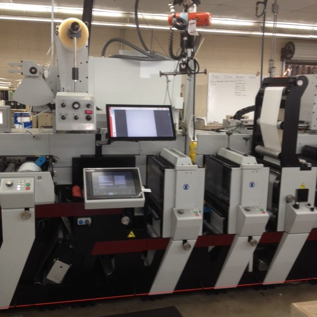 Mark Andy P5 - Used Flexo Printing Presses and Used Flexographic Equipment-3