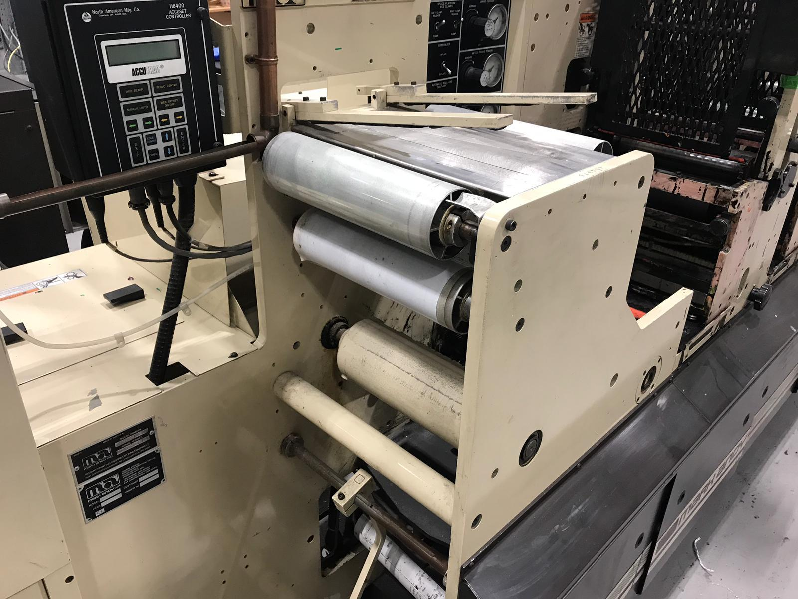 Mark Andy 2200 - Used Flexo Printing Presses and Used Flexographic Equipment-6