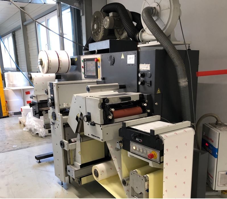 ABG Digicon Lite - Used Flexo Printing Presses and Used Flexographic Equipment-0