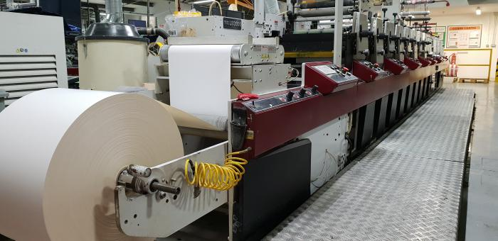 Mark Andy LP3000 - Used Flexo Printing Presses and Used Flexographic Equipment-2